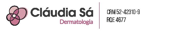 Dra. Claudia Sá | Dermatologista