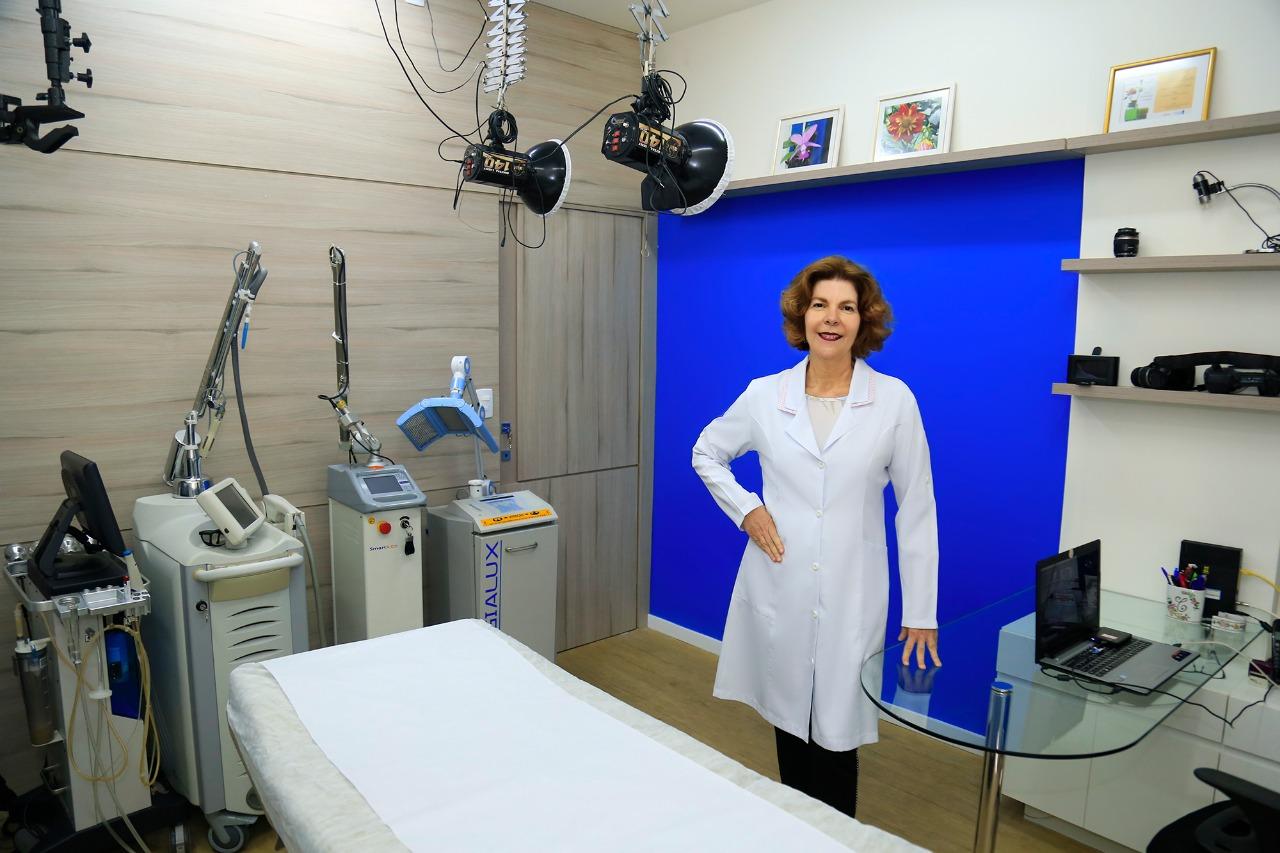 dra claudia sa guimaraes especialista em dermatologia e termografia termoimagem e cuidados para a pele